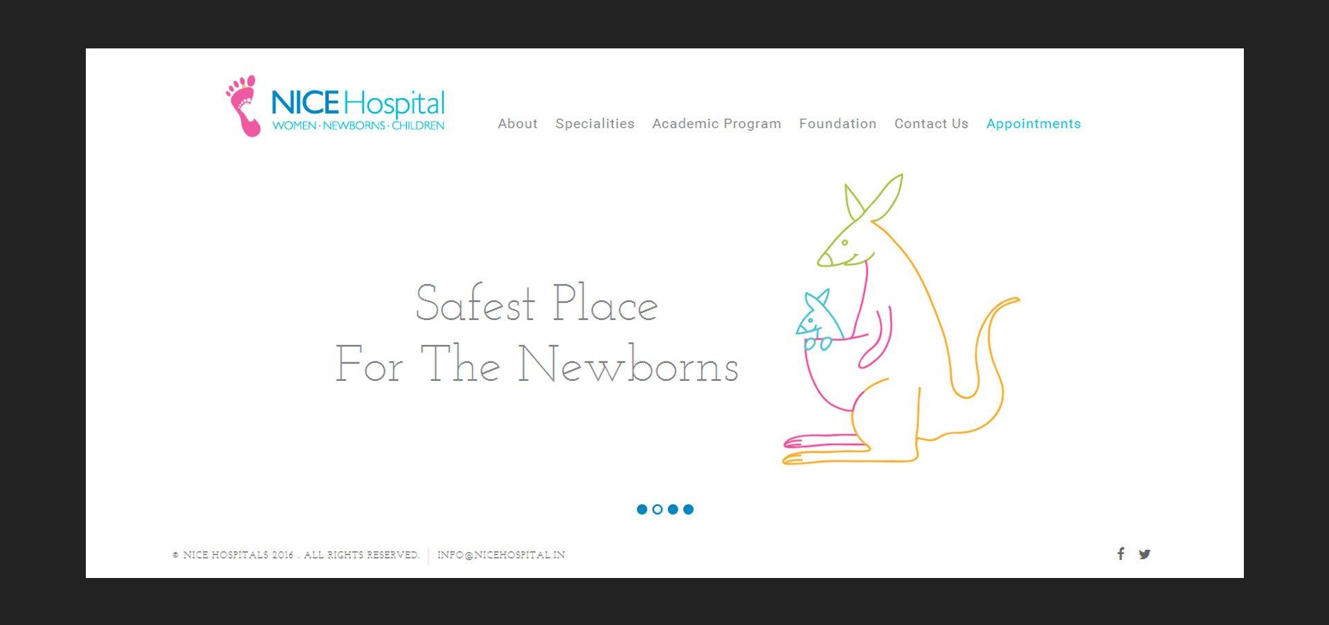 block60 - inovies web design and development company portfolio